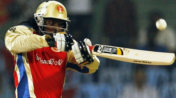 Chris Gayle - Solid foundation by thrashing match winning 81 off 48 balls
