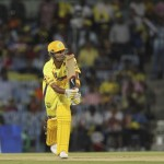 Chennai Super Kings take Revenge from Pune Warriors after a tough fight
