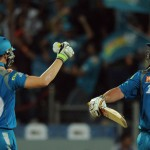 Pune Warriors chastened ex champions Chennai Super Kings
