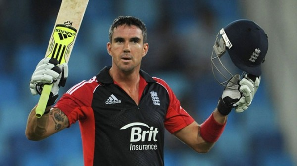Kevin Pietersen - A thundering knock of unbeaten 103 from 64 balls