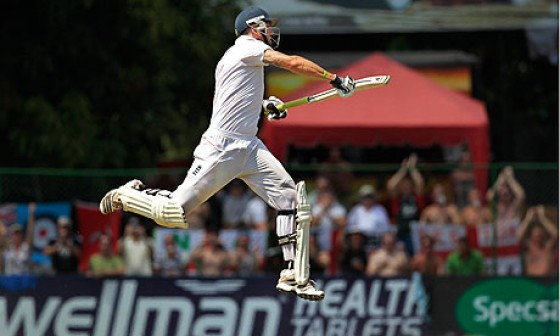 Kevin Pietersen - Blasted match winnings knocks in the 2nd Test