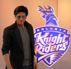 Kolkata Knight Riders owner, Shahrukh Khan