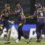 Kolkata Knight Riders taste their first win vs. Royal Challengers Bangalore