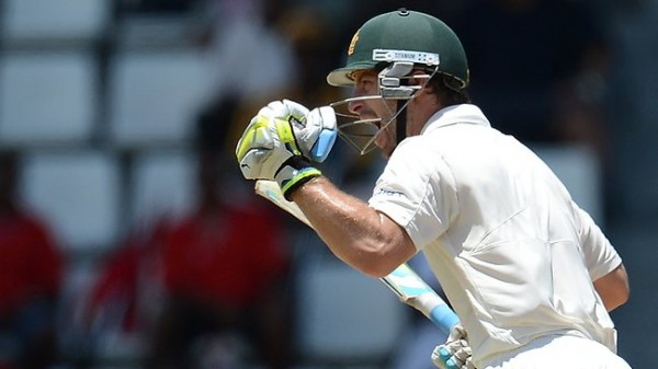 Matthew Wade - Star performer with his maiden Test ton