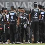Pune Warriors impressed by winning the inaugural game of the IPL 2012 vs. Mumbai Indians