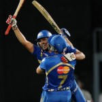 Rohit Sharma sparks as Mumbai Indians win cliff-hanger vs. Deccan Chargers