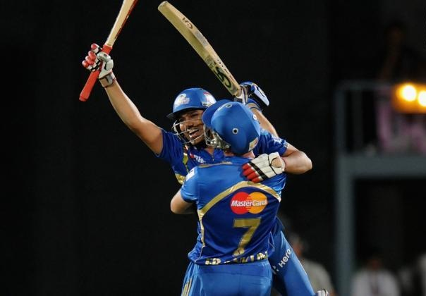 Rohit Sharma - thrashed match winning 73 off 50 balls
