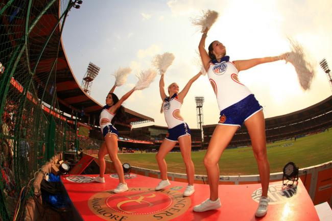 Royal Challengers Bangalore Cheerleaders