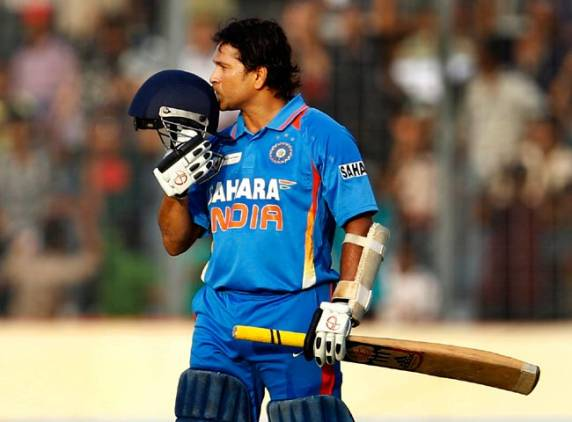 Sachin Tendulkar's 100th Century Against Bangladesh in Mirpur 2012