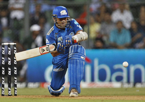 Sachin Tendulkar - &#039;Player of the series&#039; (Mumbai Indians) in IPL2010