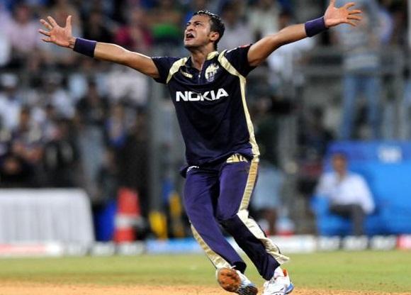 Shakib Al Hasan - 'Player of the match' by grabbing 3-17