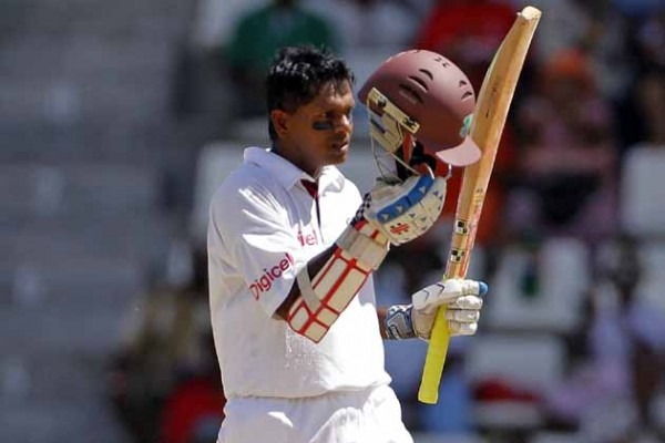 Shivnarine Chanderpaul - 10th batsman to join 10,000 club in Test cricket