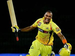 Dwayne Bravo's heroics took CSK to the final of IPL 2012