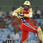 Chris Gayle minced Mumbai Indians