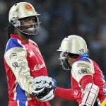Pune Warriors suffered from the blast of Chris Gayle