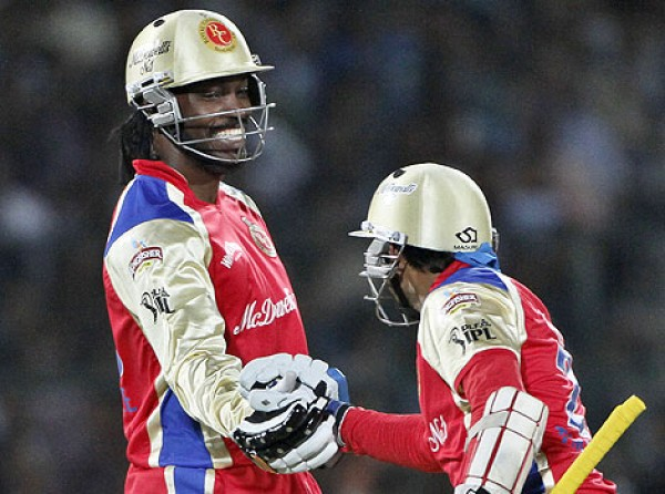 Chris Gayle and Tillakaratne Dilshan - Soild foundation for a healthy score