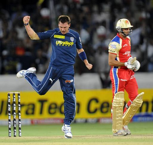 Steyn, Deccan's light in the tunnel of darkness