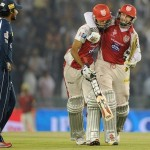 Kings XI Punjab pulled up a fantastic victory vs. Deccan Chargers