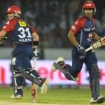 Delhi Daredevils batsman David Warner butchered Deccan Chargers