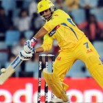 Dhoni kicked out Mumbai Indians