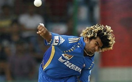 Malinga, again the best bowler for Mumbai Indians