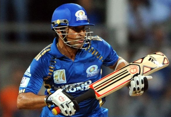 Sachin Tendulkar - Quitted international T20 but stil represented Mumbai Indians