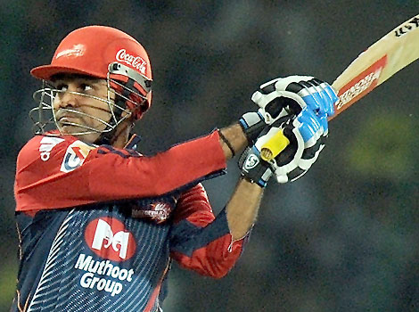 Sehwag, the soul of Delhi Daredevils
