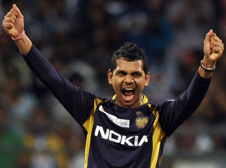 Sunil Narine, the Golden Player of IPL 2012