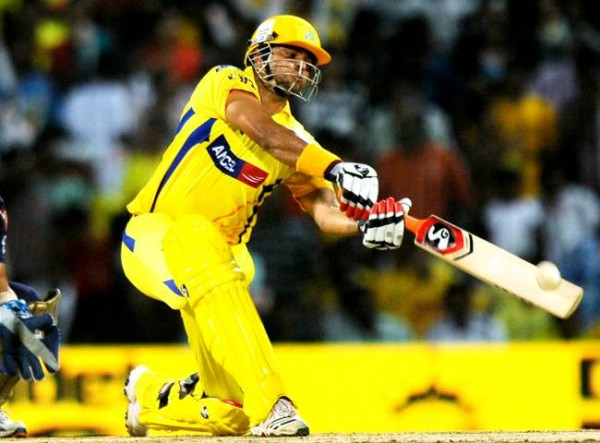 Suresh Raina - 'Player of the match' for his all round performance