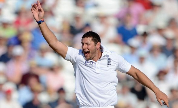 Tim Bresnan - 'Player of the match' for 8 wickets haul in the match