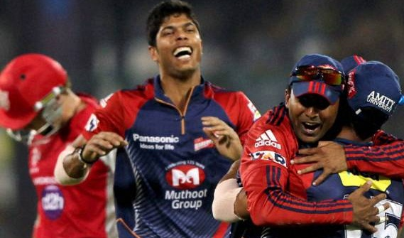 Umesh Yadav - Paralysed Kings XI Punjab with his initial burst