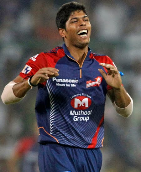 Umesh Yadav remains consistent for the Daredevils