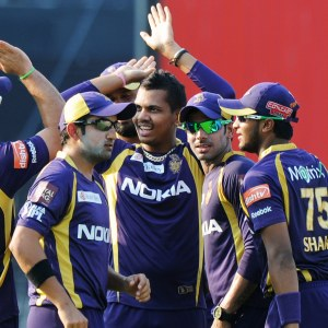 Gambhir and Narine need to step up again for KKR in the final in Chennai