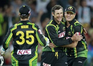 Will Australia become No.1 in T20s as well?