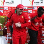 Zimbabwe mashed South Africa  Zimbabwe Twenty20 Triangular Series Final