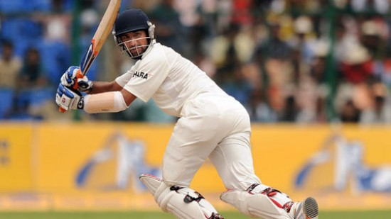 Cheteshwar Pujara - Led from the front by stunning unbeaten knock of 96