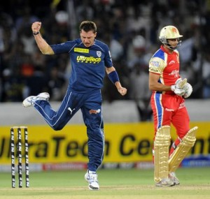 Dale Steyn, the numero uno bowler in Tests