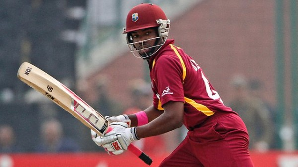 Darren Bravo - Warned England with an unbeaten 112 runs