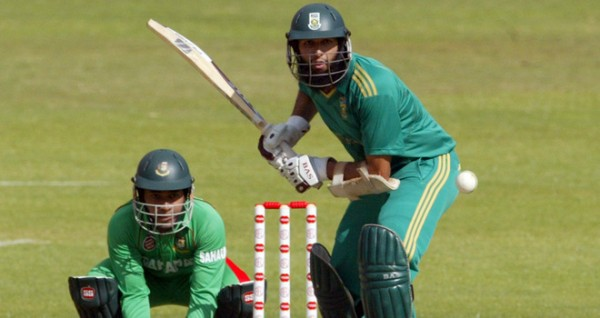 Hashim Amla - Captain's knock of unbeaten 88