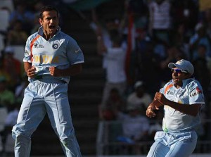 Irfan Pathan had a superb final as he troubled Pakistan