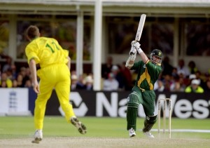 Klusener had a good World Cup, but not good enough