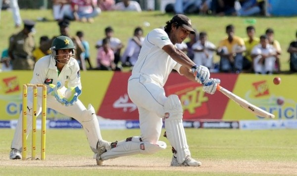 Kumar Sangakkara - The majestic unbeaten knock of 199 runs.