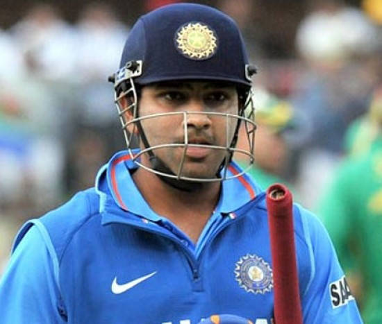 Rohit Sharma - Top scorer for India A