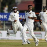 The Lankan Lions swallowed Pakistan in the first Test