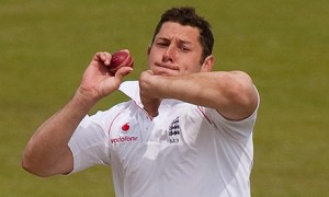 Tim Bresnan, a key member of England's bowling unit
