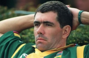 It was the beginning of the end for Cronje
