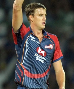 Morkel, Steyn's right hand man