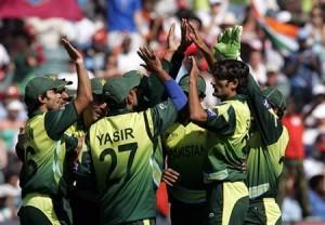 Pakistan's bowling was good despite Gambhir's resistance