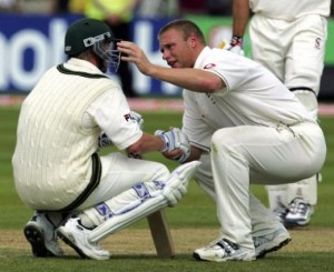 Perhaps the greatest act of sportsmanship on the cricket field