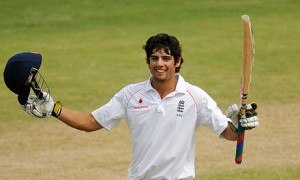 Alastair Cook, England's future Test captain